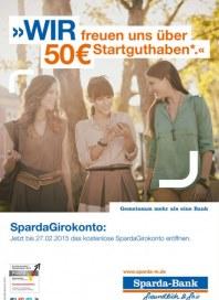 Sparda-Bank München eG Gemeinsam mehr als eine Bank Januar 2015 KW03