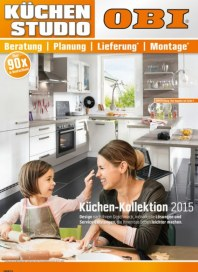 OBI Küchen Studio Januar 2015 KW03