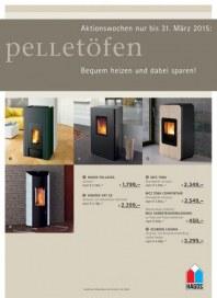 HAGOS Partner Pelletöfen - Bequem heizen und dabei sparen Januar 2015 KW04
