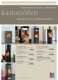 HAGOS Partner Kaminöfen - Loderndes Feuer und Wärme genießen Januar 2015 KW04