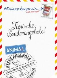 Das Futterhaus Tierische Sonderangebote Januar 2015 KW05