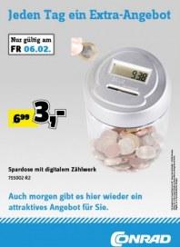 Conrad Jeden Tag ein Extra-Angebot Februar 2015 KW06 4