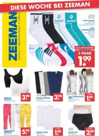 Zeeman Diese Woche bei Zeeman Februar 2015 KW06