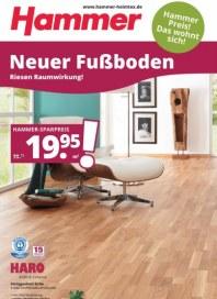 Hammer Neuer Fußboden Februar 2015 KW07