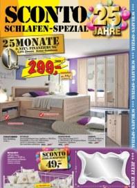 Sconto Schlafen-Spezial Februar 2015 KW08