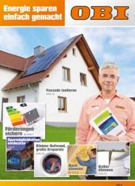 OBI Energie sparen einfach gemacht Februar 2015 KW08
