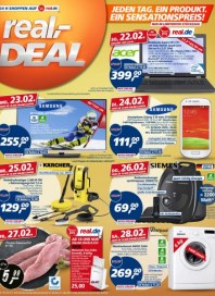real,- real,- Deal Februar 2015 KW09