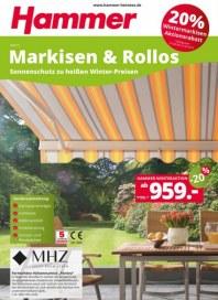 Hammer Markisen & Rollos Februar 2015 KW09