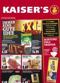 Kaiser's Immer eine gute Idee März 2015 KW10 1