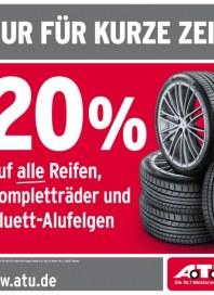 A.T.U Auto Teile Unger Nur für kurze Zeit März 2015 KW10