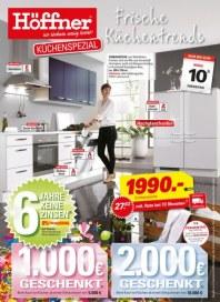 Höffner Frische Küchentrends März 2015 KW10