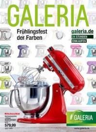 Galeria Kaufhof Frühlingsfest der Farben März 2015 KW10