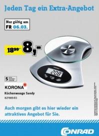 Conrad Jeden Tag ein Extra-Angebot März 2015 KW10 4