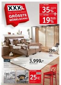 XXXL Einrichtungshäuser Deutschlands größte Möbelschau März 2015 KW11