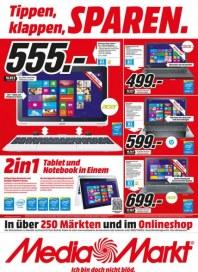 MediaMarkt Tippen, klappen, Sparen März 2015 KW12