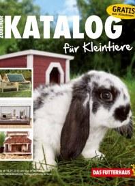 Das Futterhaus Zubehör Katalog für Kleintiere März 2015 KW12