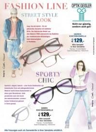 Optik Geißler Fashion & Frames März 2015 KW12