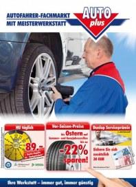 auto plus Ihre Werkstatt - immer gut, immer günstig März 2015 KW12