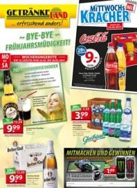 Getränkeland Bye bye Frühjahrsmüdigkeit März 2015 KW13