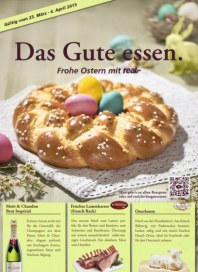 real,- Das Gute essen. Frohe Ostern mit real,- März 2015 KW13