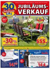 Dänisches Bettenlager Jubiläumsverkauf März 2015 KW13
