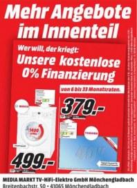 MediaMarkt Mehr Angebote im Innenteil März 2015 KW12