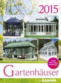 Rahaus Gartenhäuser März 2015 KW13