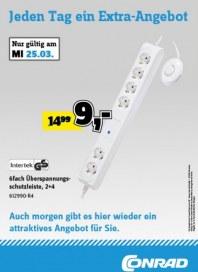 Conrad Jeden Tag ein Extra-Angebot März 2015 KW13 8