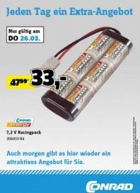 Conrad Jeden Tag ein Extra-Angebot März 2015 KW13 9