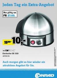 Conrad Jeden Tag ein Extra-Angebot März 2015 KW13 10