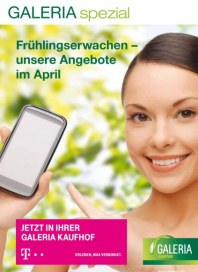 Phone House Frühlingserwachen April 2015 KW14