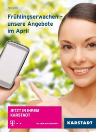 Phone House Frühlingserwachen April 2015 KW14 1
