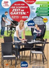 real,- Alles für Die schönste Zeit im Garten April 2015 KW15
