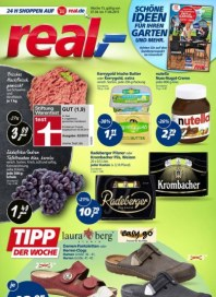 real,- Einmal hin. Alles drin April 2015 KW15