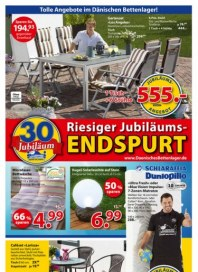 Dänisches Bettenlager Riesiger Jubiläums-Endspurt April 2015 KW15