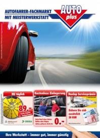 auto plus Ihre Werkstatt - immer gut, immer günstig April 2015 KW15