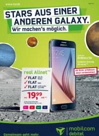 mobilcom-debitel Stars aus einer anderen Galaxy April 2015 KW15