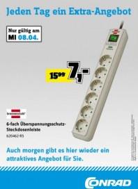Conrad Jeden Tag ein Extra-Angebot April 2015 KW15 2