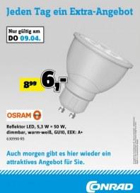 Conrad Jeden Tag ein Extra-Angebot April 2015 KW15 3