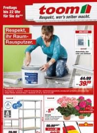 toom Baumarkt Respekt, wers selber macht April 2015 KW15 8