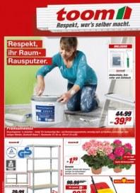 toom Baumarkt Respekt, wers selber macht April 2015 KW15 9
