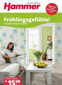 Hammer Frühlingsgefühle April 2015 KW16