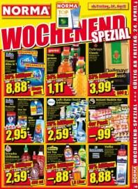 Norma Wochenend-Spezial April 2015 KW17