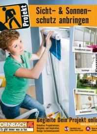Hornbach Sonnenschutz April 2015 KW17