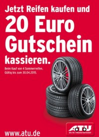 A.T.U Auto Teile Unger 20€ Einkaufsgutschein geschenkt April 2015 KW17 1