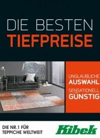 Teppich Kibek Die besten Tiefpreise April 2015 KW17
