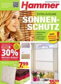 Hammer Sonnenschutz April 2015 KW17