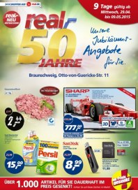 real,- 50 Jahre real,- April 2015 KW18 1