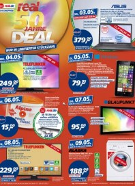 real,- real,- Deal Mai 2015 KW18