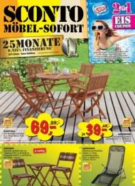 Sconto Möbel-Sofort Mai 2015 KW19